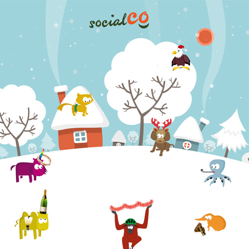 SocialCo, comunicación digital