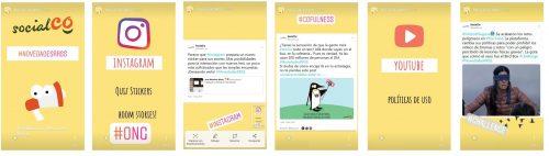 stories instagram novedades redes sociales contenido circular